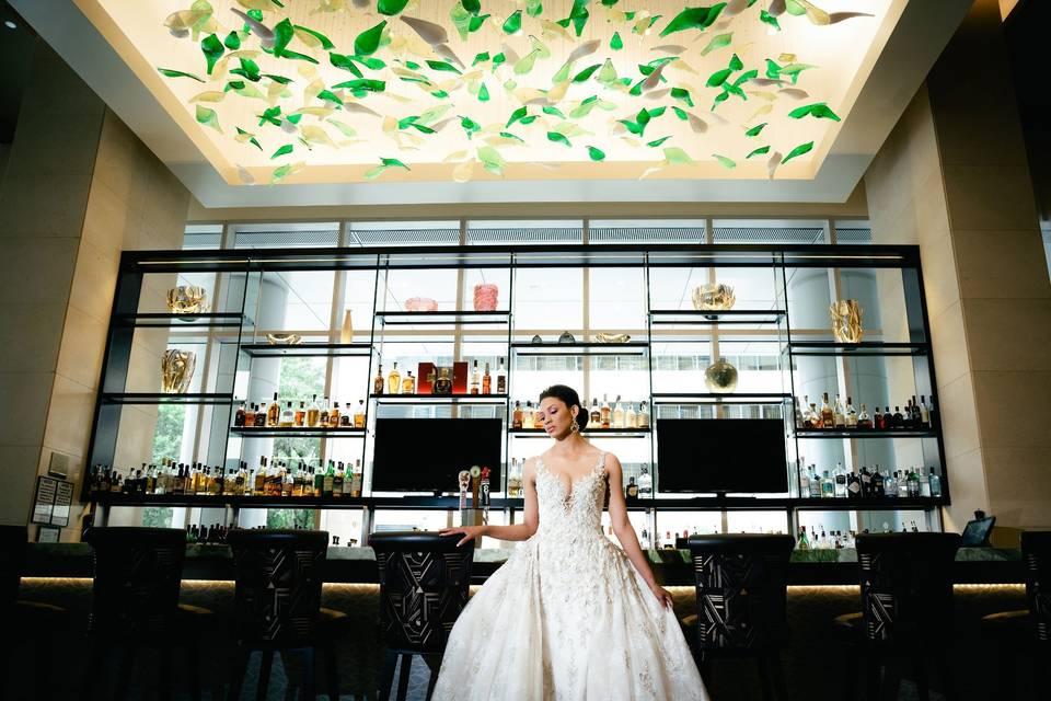 The Naturalist Café Lobby Bar
