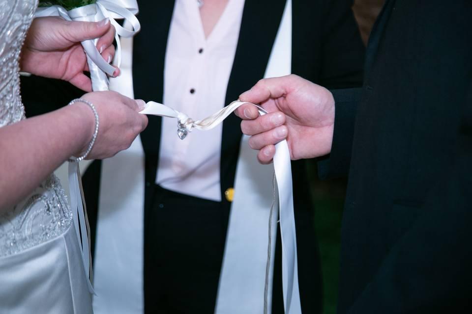 Tie-A-Knot Ceremony