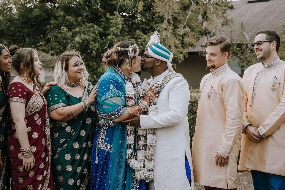 Kevin & Vivi's Hindu Wedding