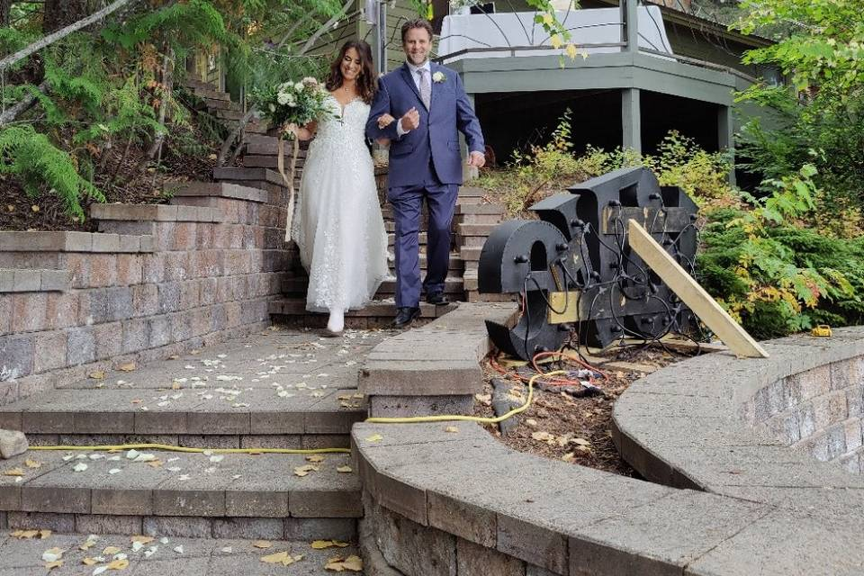 Weddings by Sara