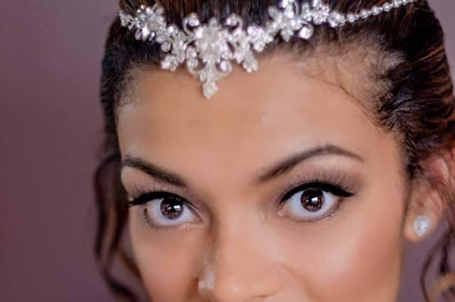 Nikki Brown Makeup