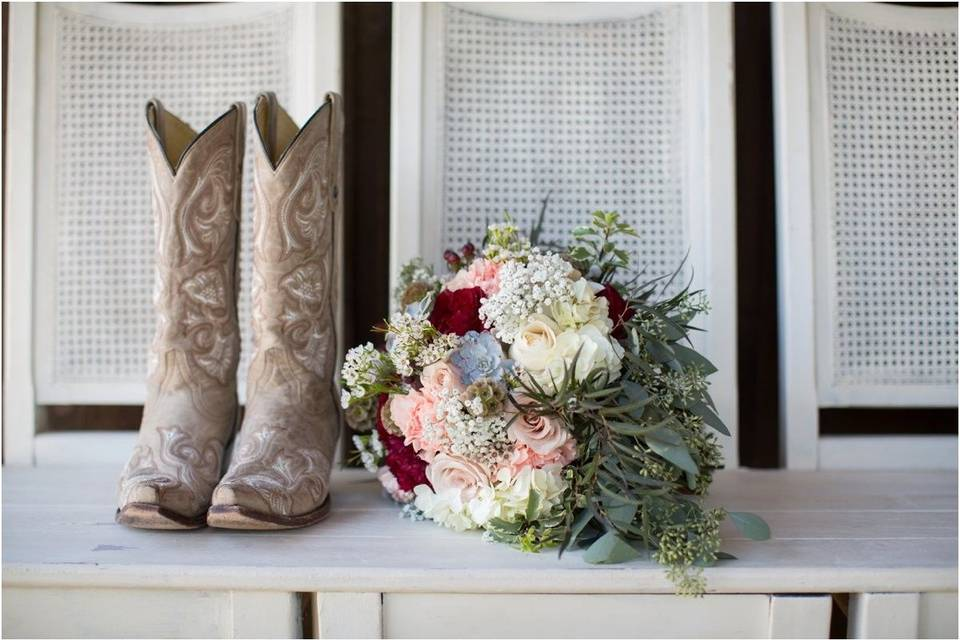 Weddings and Events by Sarah
