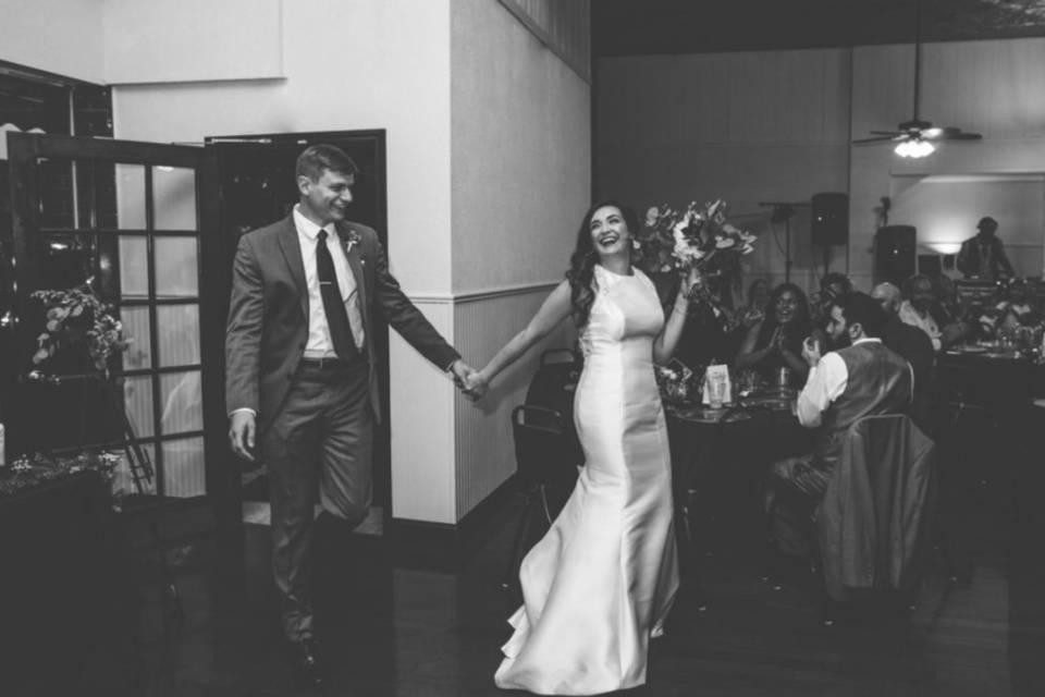 The Newlyweds!