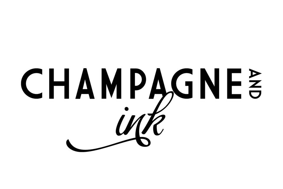 Champagne and Ink