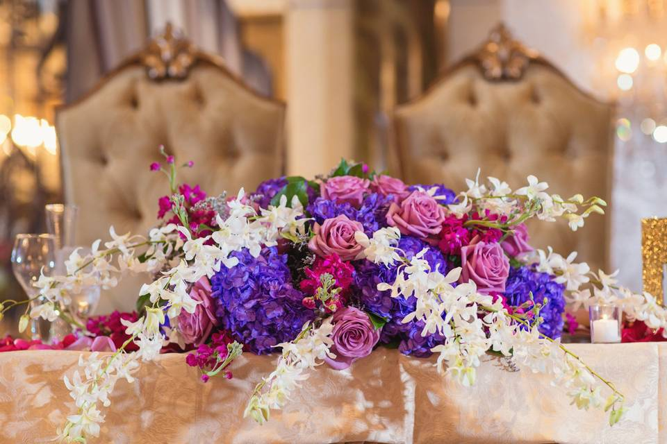 Marquis Florals & Event Design by Kim