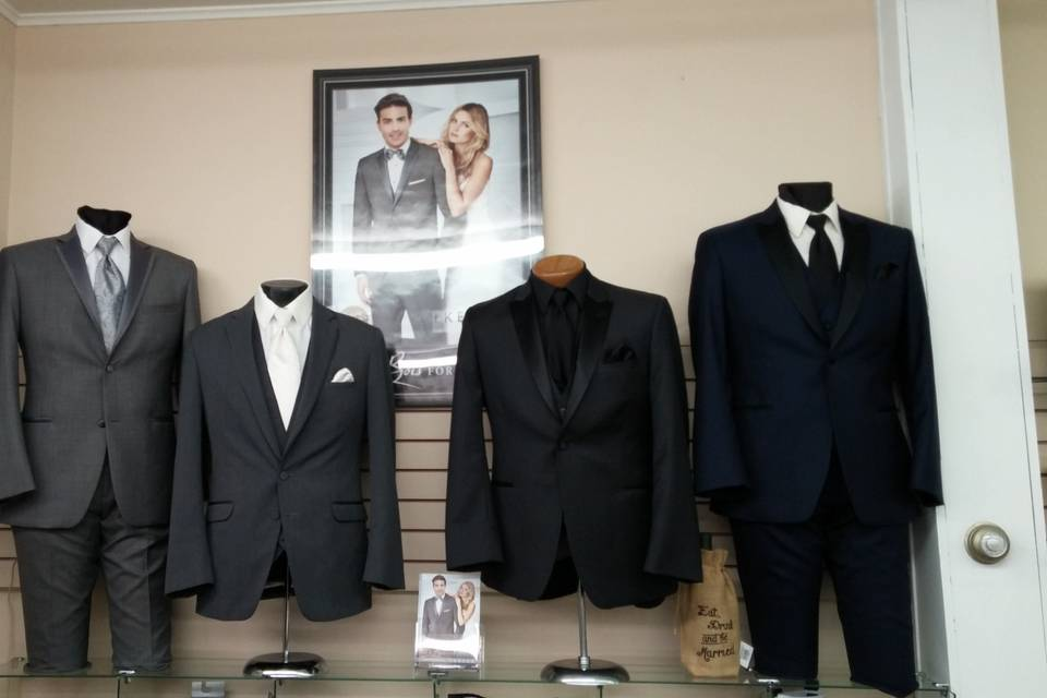 Tuxedo/Suit Rentals