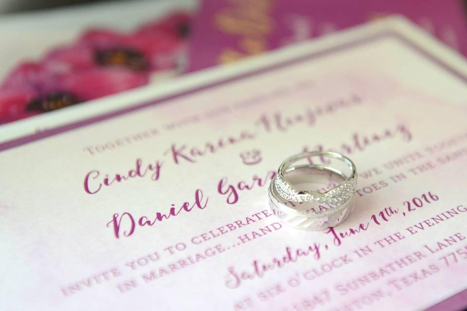 Wedding Belle Invitations Co.