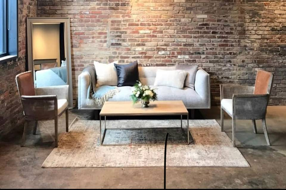 Cottage Luxe Soft Seating