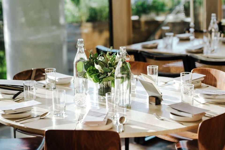 Dining room (F. Saavadre)