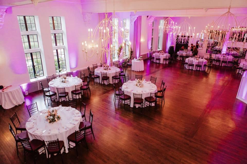 Vintage Ballroom