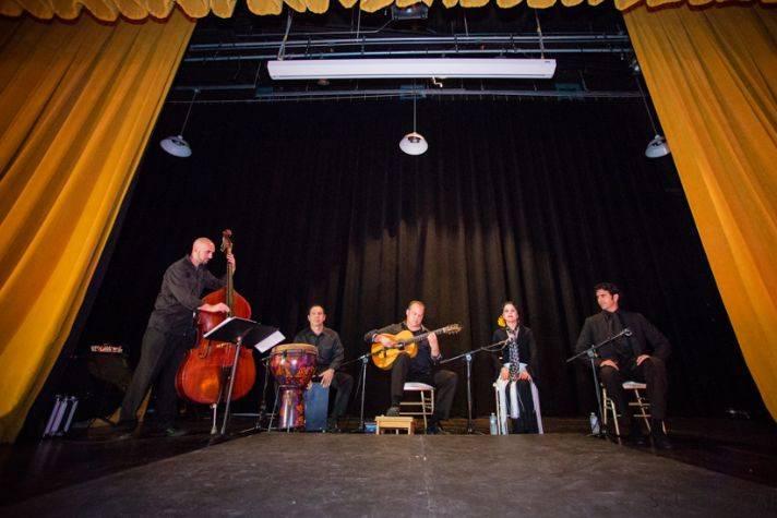 Anthony Garcia - Flamenco Guitarist