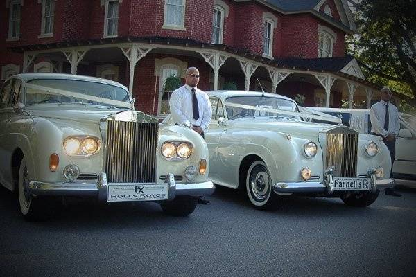 F/X Limousine & Rolls Royce & Bentley Service