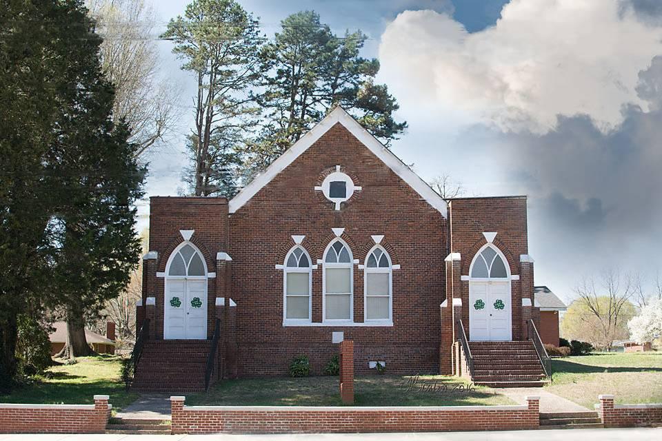 Historical Oakboro Presbyterian Church
