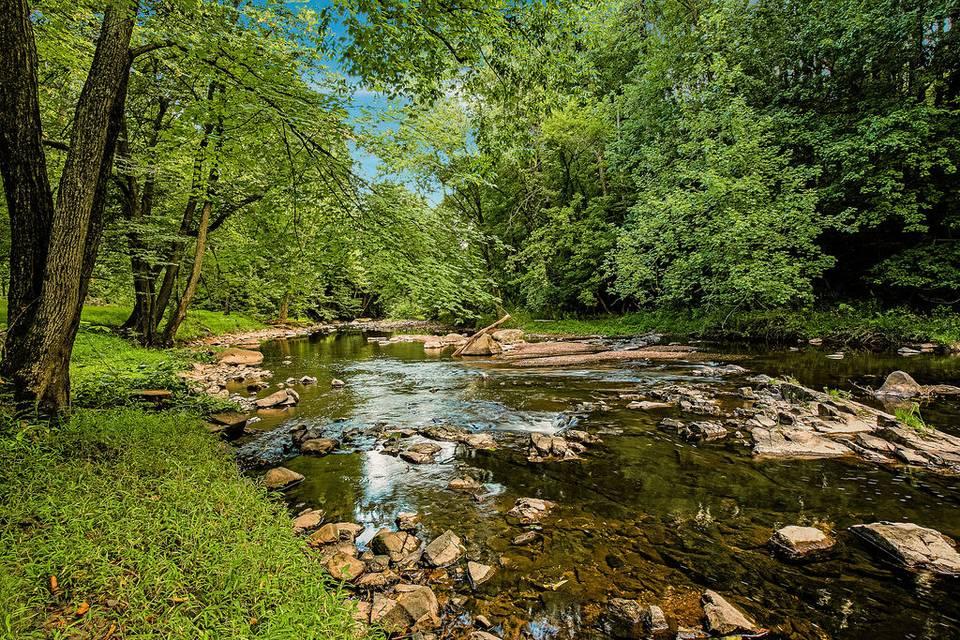 Pretty creek
