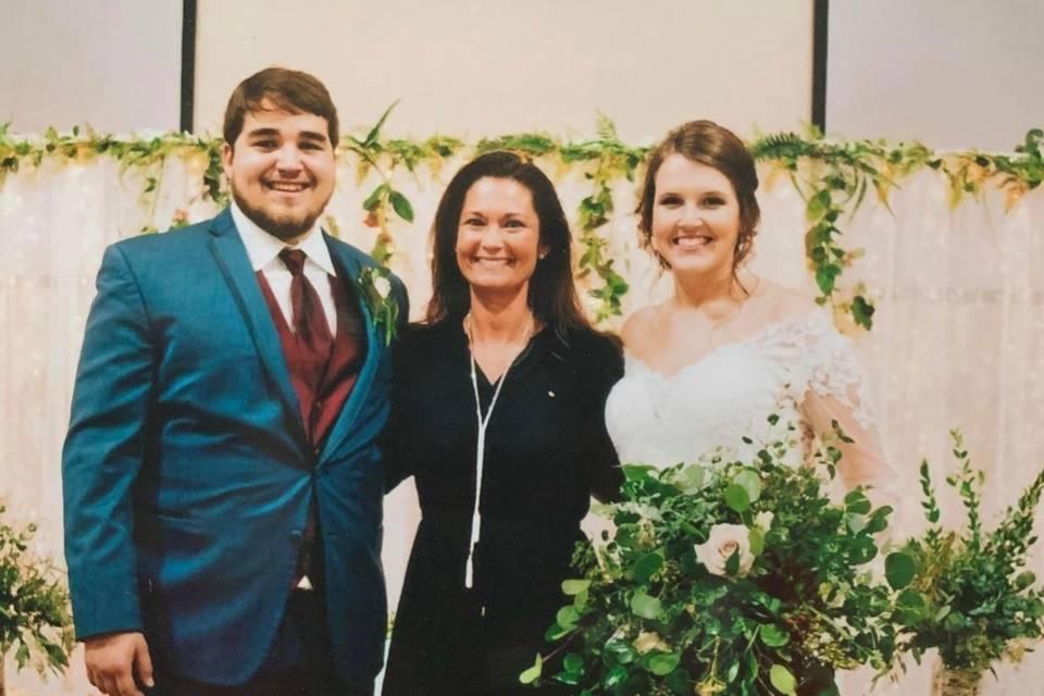 Harrington Wedding
