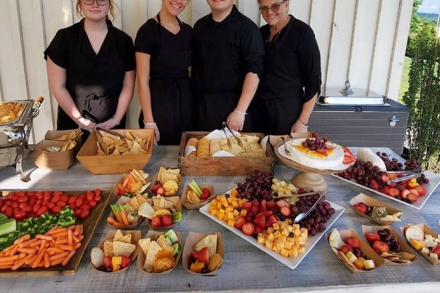 Tasty Table Fine Event Catering