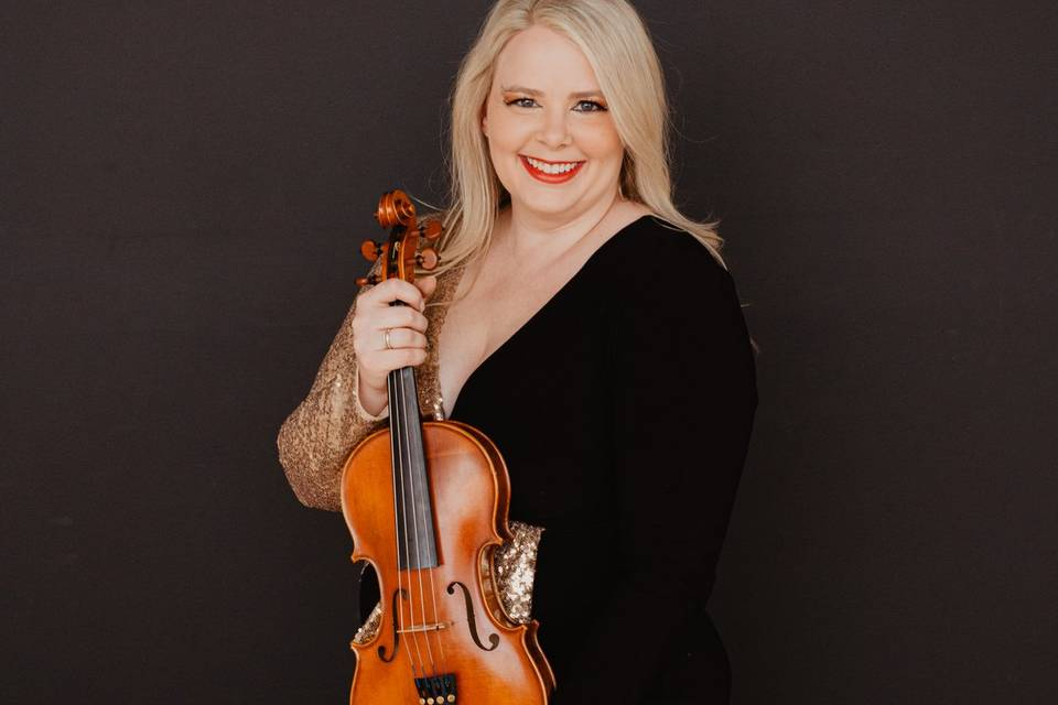 Expert violinist