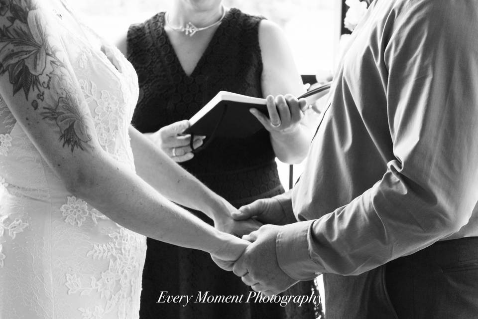 Every Moment Photography loving touch