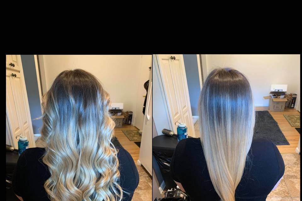 Blow out & Soft Waves