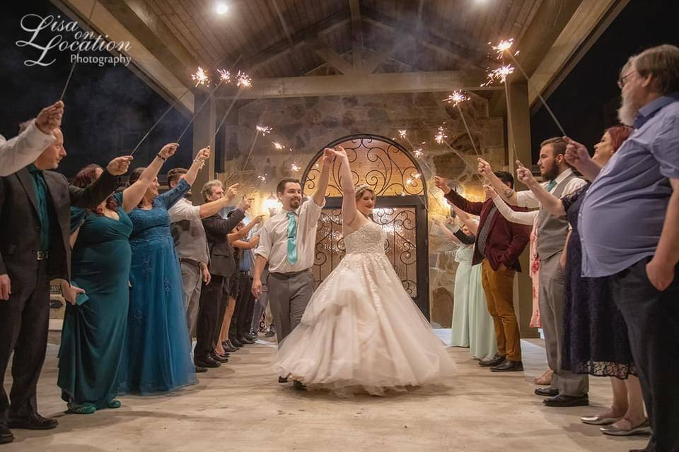 Old Mill Weddings and Events