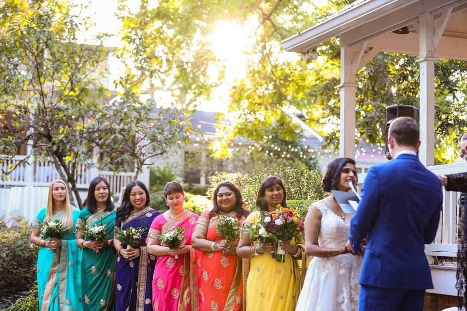 Pavillion Wedding