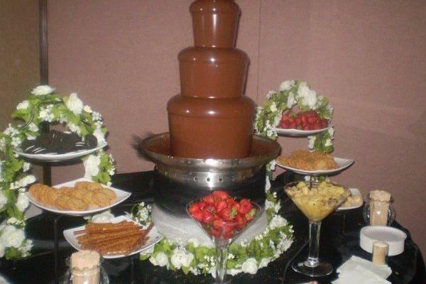 Heavenly Chocolate Fountain
