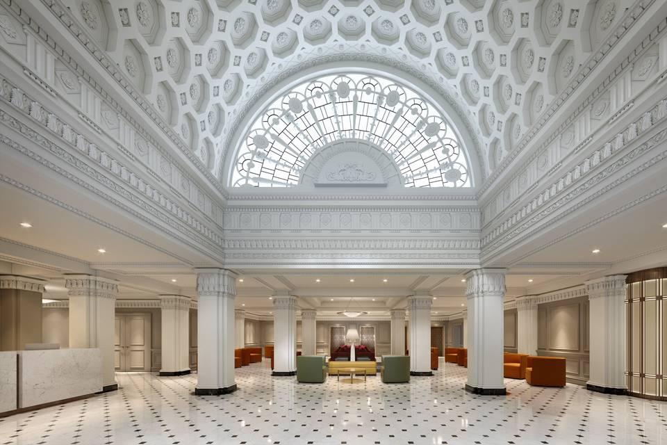 Hamilton Hotel Washington DC