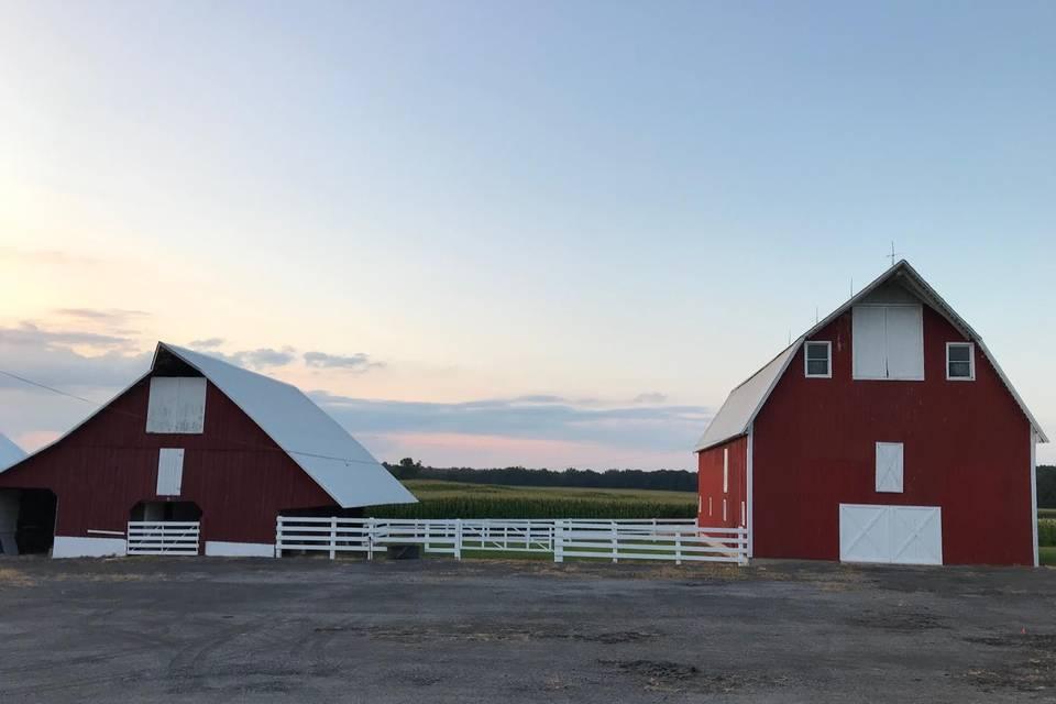 Coulbourn Farm