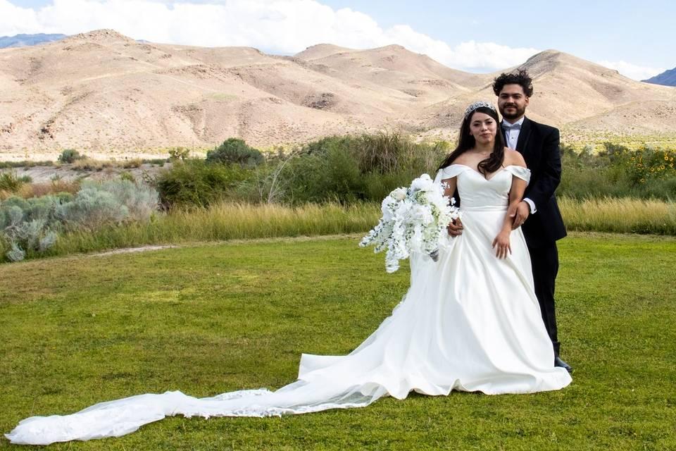 Roxana Wedding