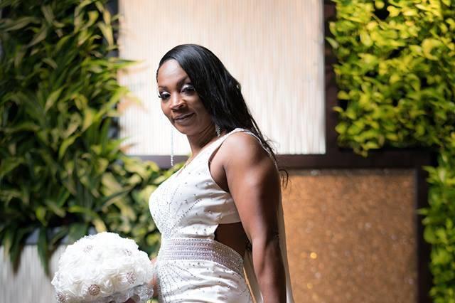 Paniaguas Wedding - Bride