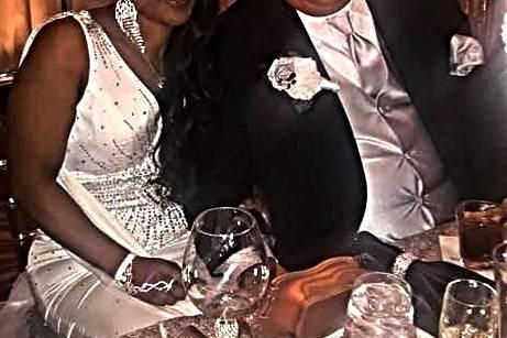 Paniaguas Wedding - Couple