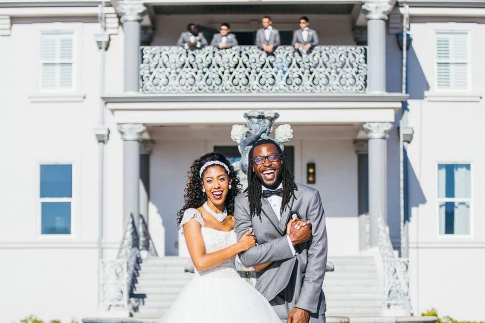Contemporary wedding films - Ivory Sky Media