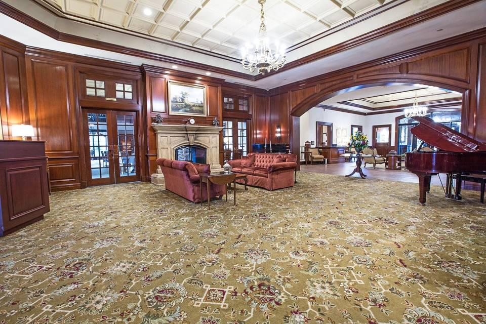 Main Lobby  and Foyer