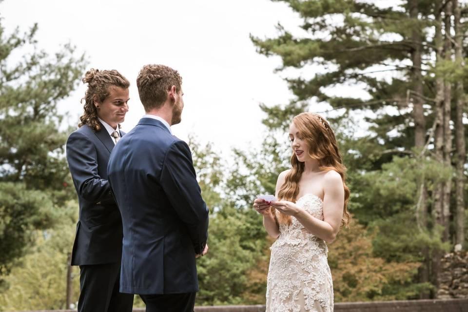Ceremony/Vows