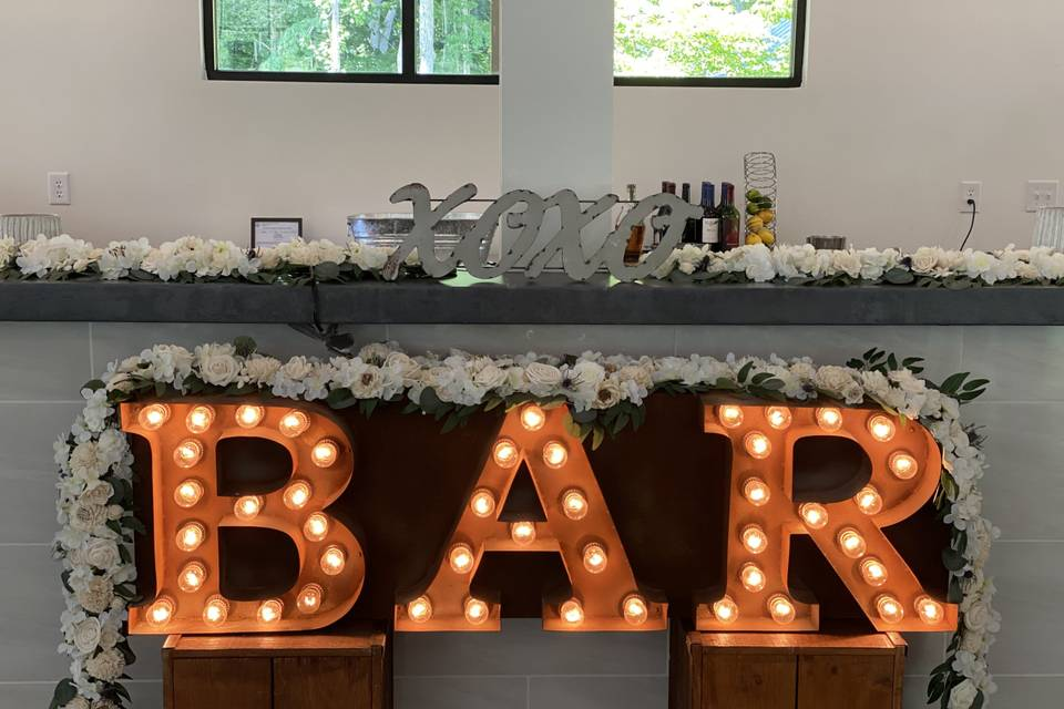 BAR- Check out our packages!