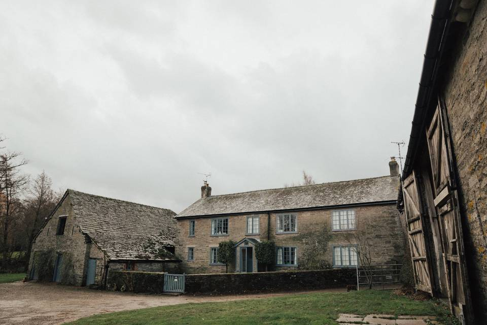 The Barn At Drovers