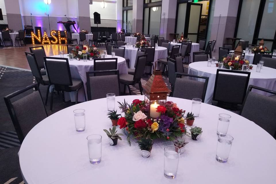 Sloan + Nash Wedding Reception