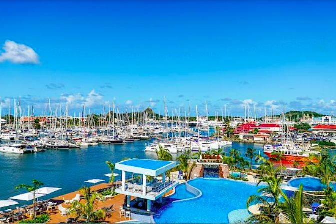 The Harbor Club St. Lucia