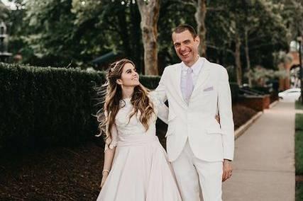 Caitlin and arthur wedding