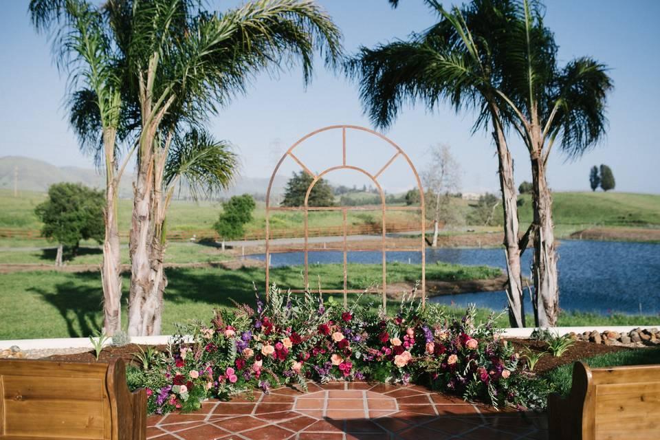 La Lomita Ranch Ceremony