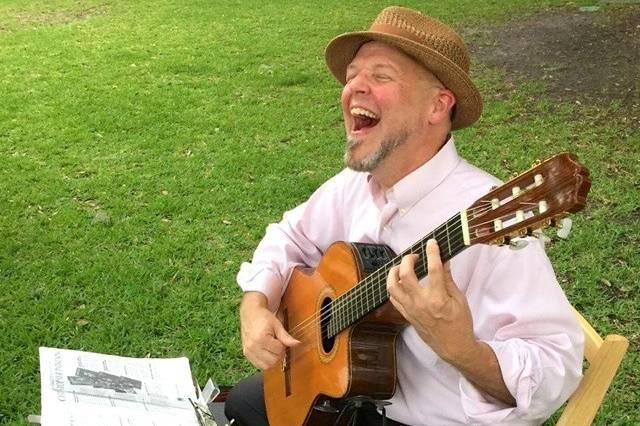 Sean Driscoll, Classical Guitar
