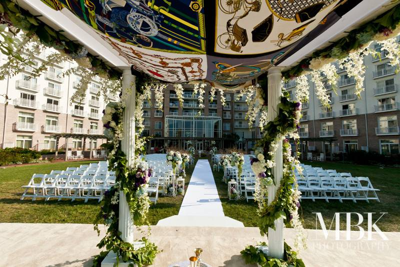View from the altar | Courtesy of Michael Bennett Kress Photography