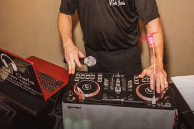 DJ Todd Charles