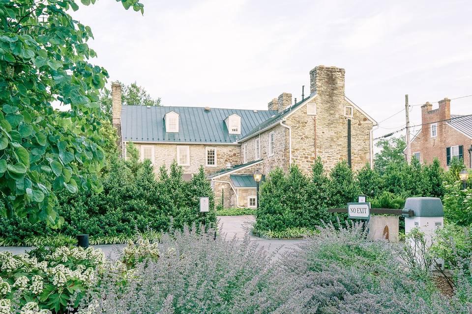 View of Garden Terrace