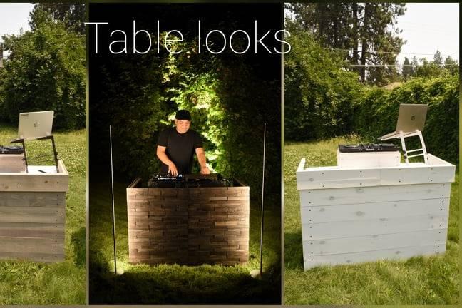 Table Looks