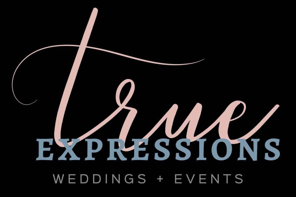 True Expressions Wedding & Event Planning