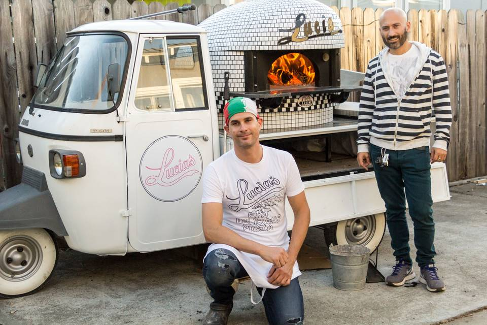 Lucia's Neapolitan Pizza Truck