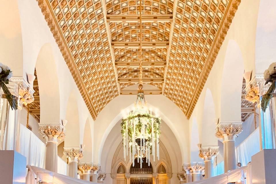 Cathedral Room, Boca Resort