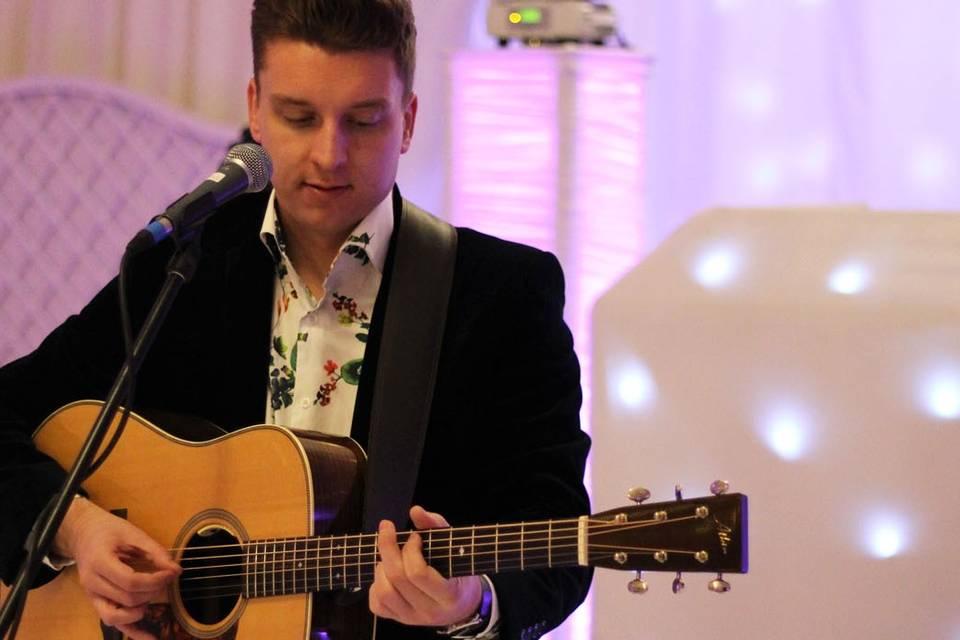 Tom Ryder Weddings - elegant venue