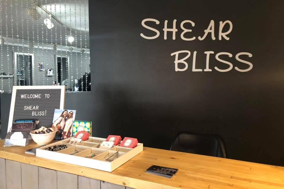 Shear Bliss Hair Studio